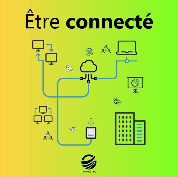 Être connecté